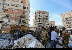 عذرخواهی متفاوت نامزد انتخابات ریاستجمهوری از زلزلهزدگان