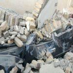 واگذاری کانکس به زلزلهزدگان توسط کمیته امداد