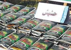 جلوگیری پلیس از ورود محموله بزرگ حشیش به پایتخت