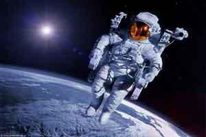 چرخهای تیتانیومی ناسا هرگز پنجر نمی شود