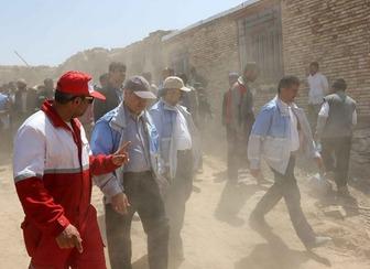 دردناکترین تصویر از زلزله کرمانشاه