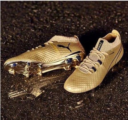 کفش طلای فوتبال