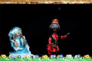 قدیمیترین عروسک خیمهشببازی ایران