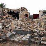 اقدام جالب دو زوج کرمانشاهی در میان ویرانیهای زلزله