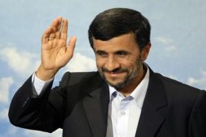 حضور احمدی نژاد در کرمانشاه
