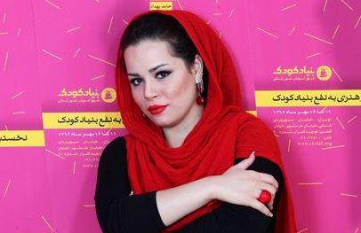 تیپ ملیکا شریفی نیا در شب تولد ۳۱ سالگی اش