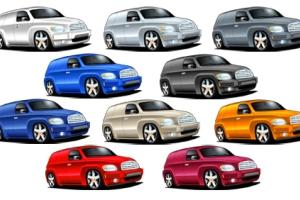 بهترین و بدترین رنگ ها در زمان فروش خودرو