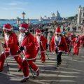 مسابقه بابانوئلها در ونیز