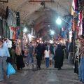 بازار شاه عبدالعظیم سال ۱۳۱۰