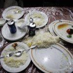 آمار عجیب از «دور ریز» غذای ایرانی ها