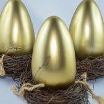 اعتراض جالب یک فروشنده به گرانی تخم مرغ
