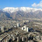 نقاط امن تهران اعلام شد