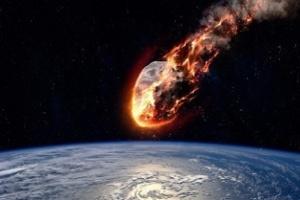 ارتباط زلزله اخیر آمریکا با سقوط شهاب سنگ