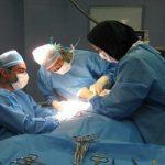 جزئیاتی جدید از جا ماندن «پنس» ۲۵ سانتی در بدن یک بیمار