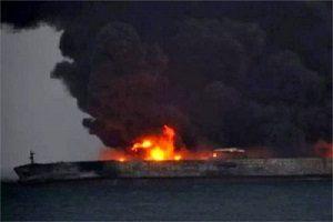 جعبه سیاه نفتکش ایرانی و دو پیکر جدید پیدا شد!