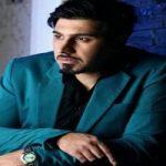 آخرین عکس خواننده مشهور با مرحوم افشین یداللهی