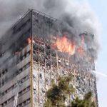 عکس دیدنی از داخل پلاسکو قبل از آتشسوزی