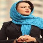 تصویری از بازیگر زن معروف ایرانی در هند