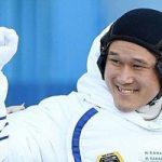 فضانورد ژاپنی در فضا ۹ سانتی متر قد کشید!