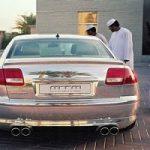 ماشین ۱۵ متریِ شیخ عرب!