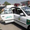 ماشین پلیسهای جدید نیروی انتظامی
