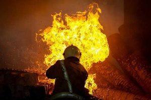 آتش سوزی در اداره برق مشهد توسط یک مشترک بدهکار