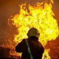 آتش سوزی در خیابان ولیعصر تهران؛ احتمال تکرار «پلاسکو»