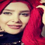 حضور الناز حبیبی بازیگر زن در دورهمی