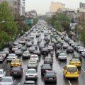 باران، حجم ترافیک تهران را چند برابر کرد