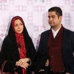تصویری از آزاده نامداری در جشن تولد خودمانی همسرش!
