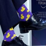 جورابهای جریانساز آقای نخستوزیر کانادا