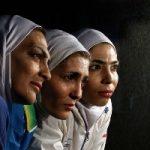 خواهران منصوریان به تیم جستجوی هواپیما پیوستند