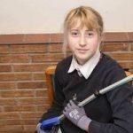 عزم راسخ «دختر آشغالی» برای نجات زمین