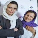 دوستی ۴۰ ساله لیلا حاتمی و لیلی رشیدی