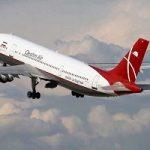ریزش سقف هواپیما در پرواز اهواز به تهران