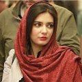 سلفی لیندا کیانی با بهرام رادان در جشنواره فیلم فجر