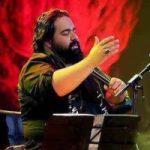 "متفاوت ترین عکس ""رضا صادقی"" خواننده مشکی پوش"
