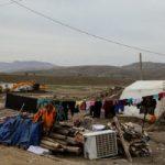 مردم زلزله زده و وعده های ۱۰۰ روزه بی سرانجام /تصاویر