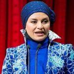«مریلا زارعی» و خواهرش در حاشیه جشنواره فجر