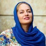 مهناز افشار و نوید محمدزاده در اختتامیه جشنواره فیلم فجر