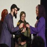 خواستگاری روی صحنه اختتامیه جشنواره هنری تصویر سال