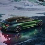 خودروی جدید BMW رونمایی شد