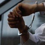 دستگیری شرور منطقه یافت آباد توسط نیروهای پلیس