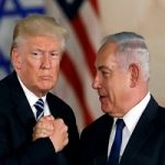 دیدار نتانیاهو نخستوزیر رژیم صهیونیستی با ترامپ در واشنگتن