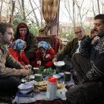 تصاویری جالب و زیبا از سریال نوروزی «پایتخت ۵»