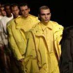 شوی لباس در هفته مد میلان که توسط پهباد اجرا شد!