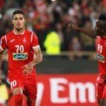 علی علیپور مهاجم پرسپولیس جام جهانی را از دست داد!