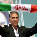 هدیه کارلوس کی روش به سرمربی الجزایر قبل از بازی