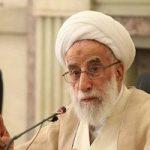 هشدار آیت الله جنتی رئیس مجلس خبرگان به رئیس جمهور