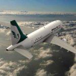 دلیل فرود هواپیما مشهد ـ ساری در تهران چه بود؟